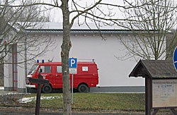 2013 Feuerwehr Gerätehaus Hahn am See/Elbingen